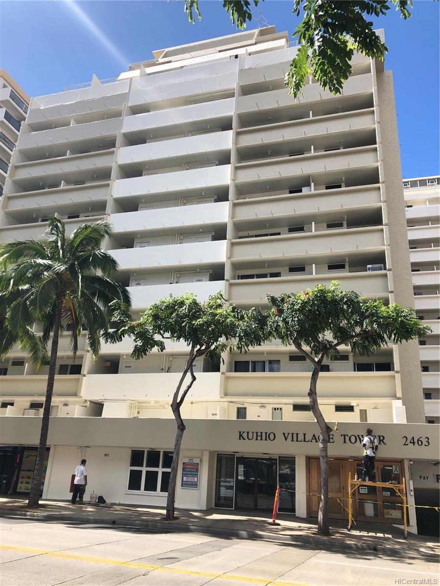 Kuhio Village 1 condo # 801, Honolulu, Hawaii - photo 6 of 10
