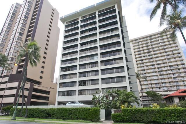 Fairway Manor condo # 102, Honolulu, Hawaii - photo 2 of 21