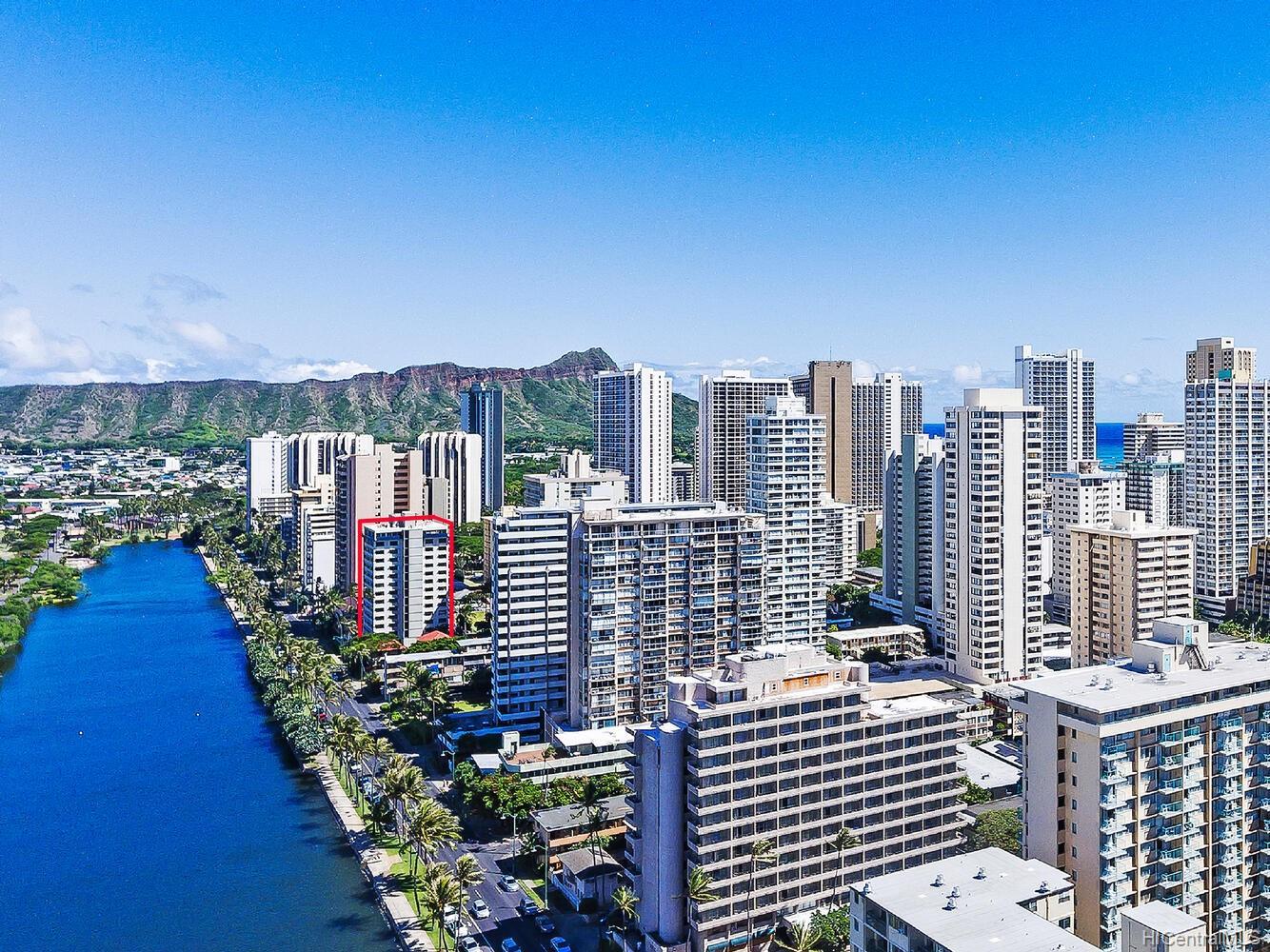 Fairway Manor condo # 803, Honolulu, Hawaii - photo 19 of 22