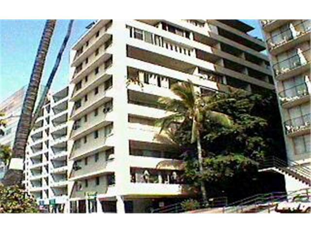 Niihau Apts Inc condo #705, Honolulu, Hawaii - photo 1 of 1