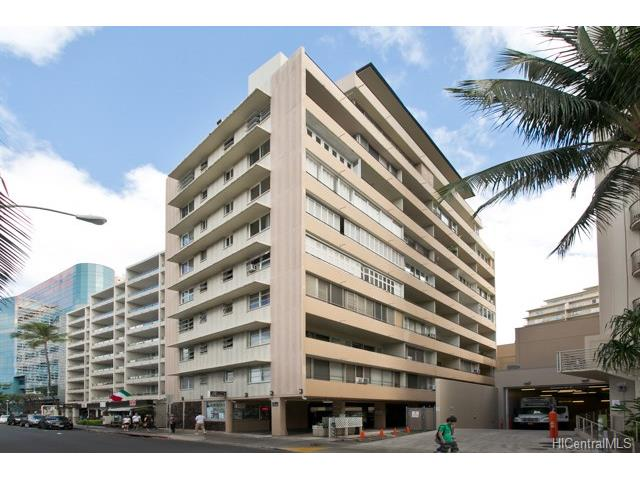 Niihau Apts Inc condo #401, Honolulu, Hawaii - photo 1 of 10