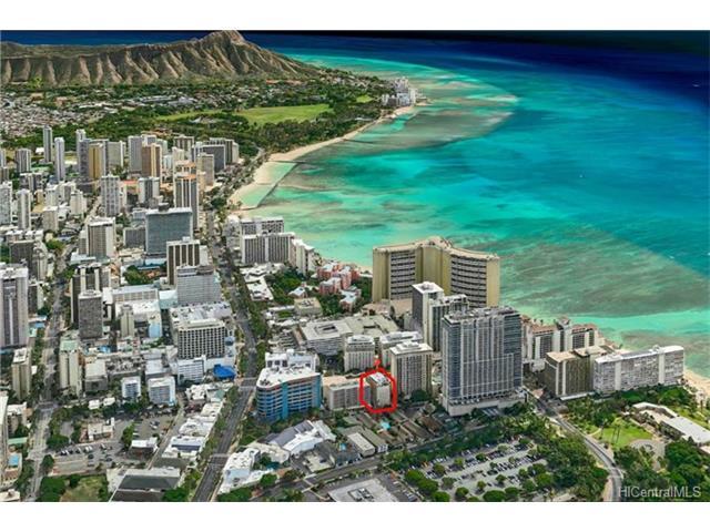 Niihau Apts Inc condo #404, Honolulu, Hawaii - photo 1 of 10