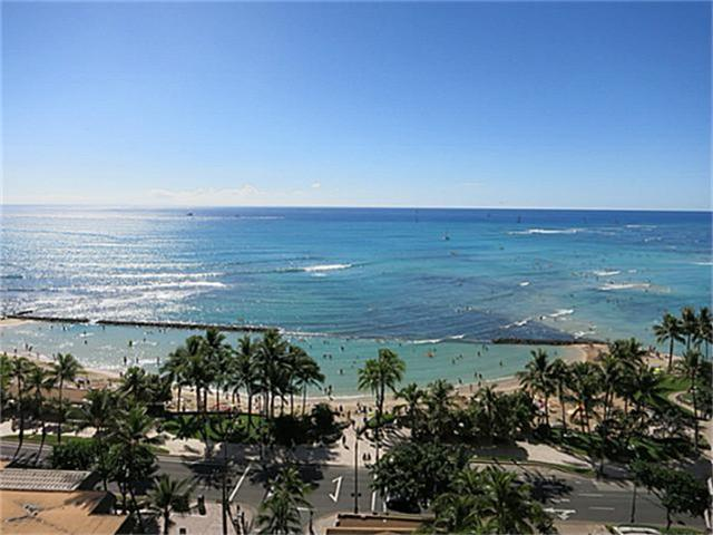Waikiki Beach Tower condo #1501, Honolulu, Hawaii - photo 1 of 12