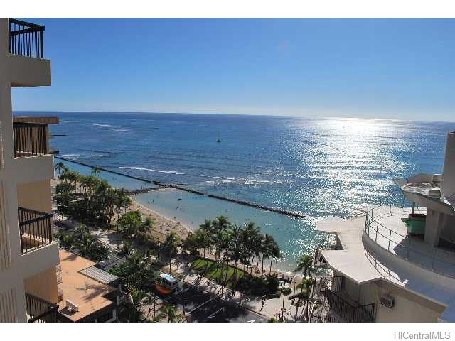Waikiki Beach Tower condo #1804, Honolulu, Hawaii - photo 1 of 10