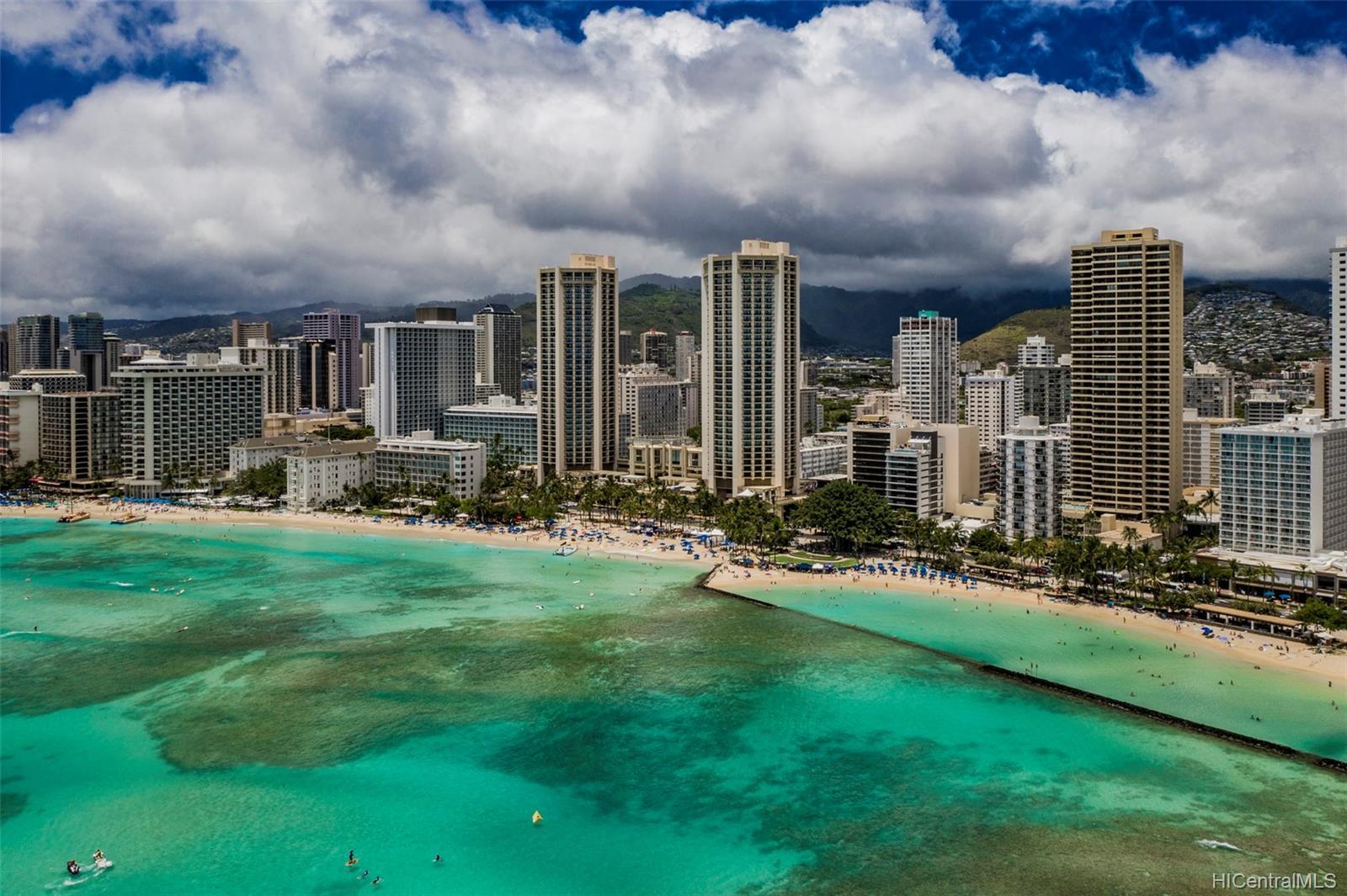 Waikiki Beach Tower condo # 2502, Honolulu, Hawaii - photo 2 of 24