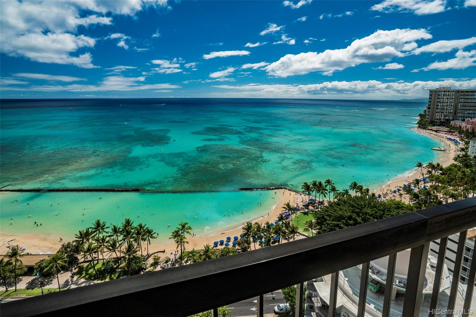 Waikiki Beach Tower condo # 2502, Honolulu, Hawaii - photo 20 of 24
