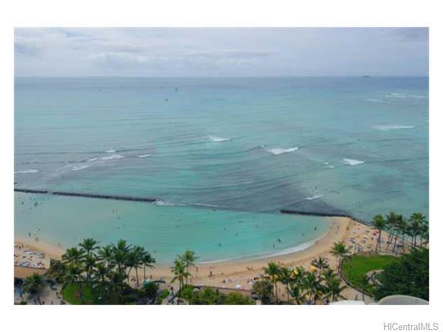 Waikiki Beach Tower condo #2503, Honolulu, Hawaii - photo 1 of 10