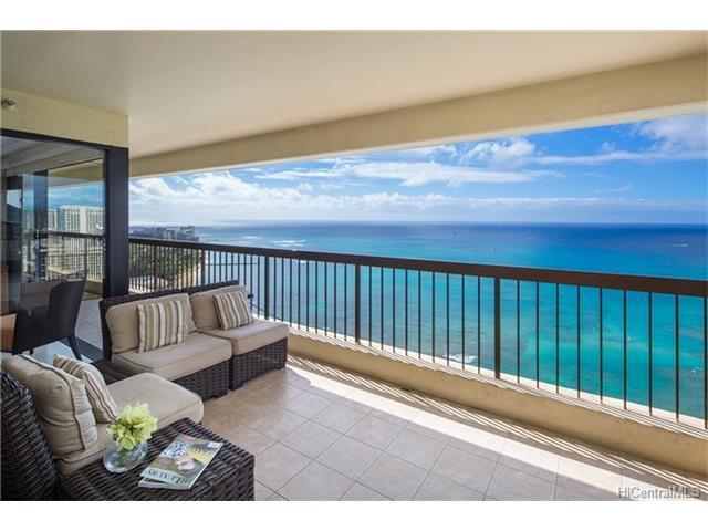 Waikiki Beach Tower condo #3503, Honolulu, Hawaii - photo 1 of 25