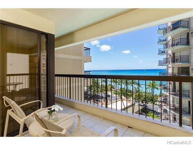Waikiki Beach Tower condo #804, Honolulu, Hawaii - photo 1 of 17
