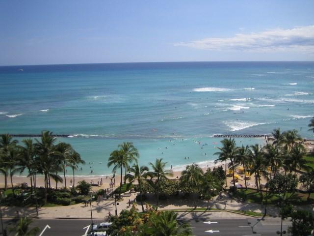 Waikiki Beach Tower condo #1202, Honolulu, Hawaii - photo 1 of 10