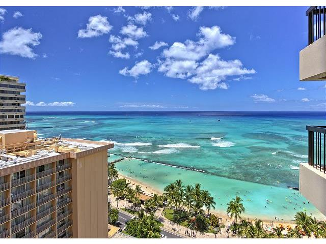 Waikiki Beach Tower condo #2101, Honolulu, Hawaii - photo 1 of 23