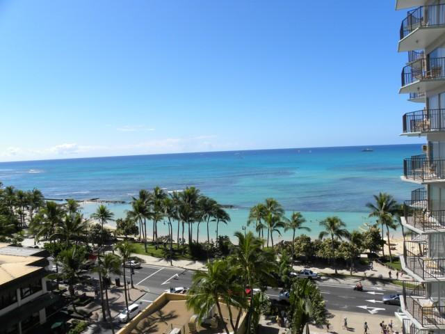 Waikiki Beach Tower condo #903, Honolulu, Hawaii - photo 1 of 8