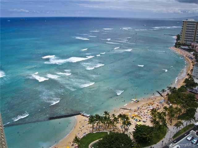 Waikiki Beach Tower condo #PH3704, Honolulu, Hawaii - photo 1 of 11