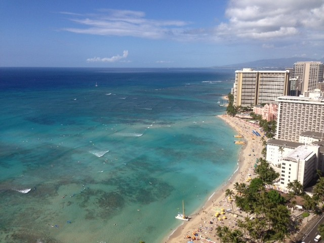 Waikiki Beach Tower condo #PH3901/PH3902, Honolulu, Hawaii - photo 1 of 5