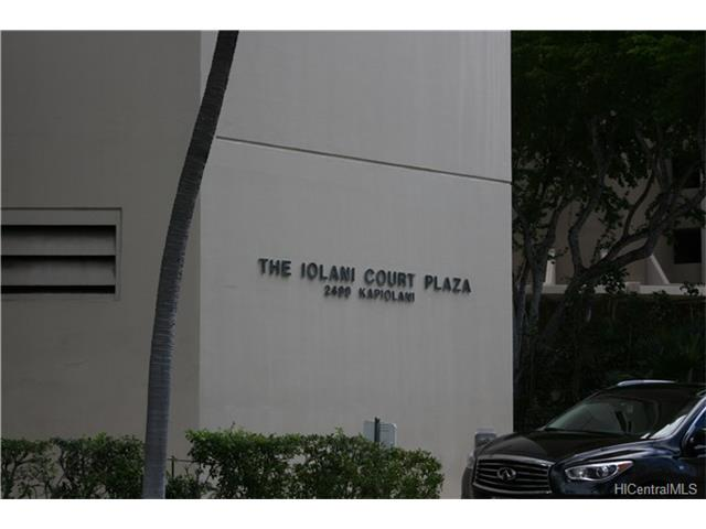 Iolani Court Plaza condo #1206, Honolulu, Hawaii - photo 1 of 10