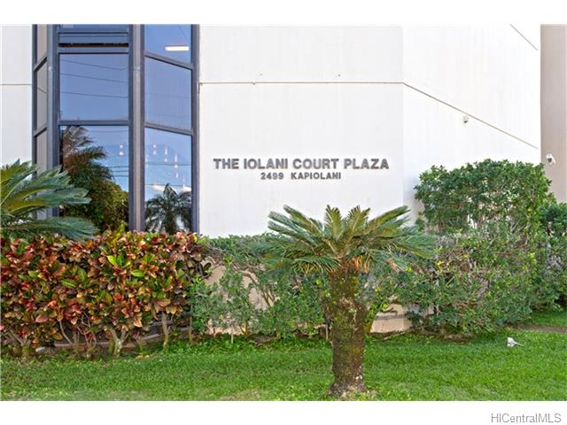 Iolani Court Plaza condo #1508, Honolulu, Hawaii - photo 1 of 20