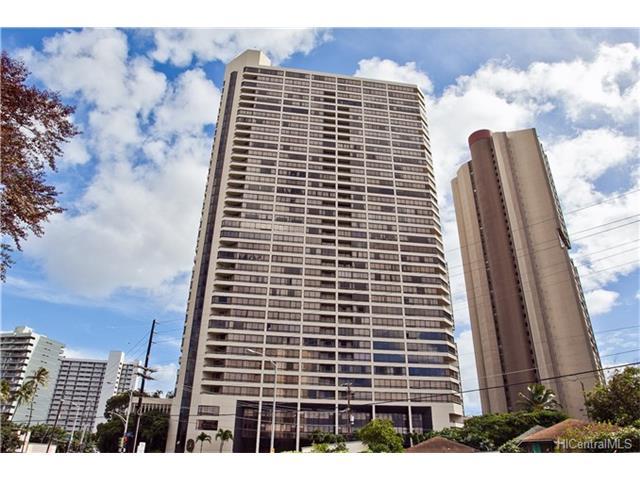 Iolani Court Plaza condo #2400, Honolulu, Hawaii - photo 1 of 11