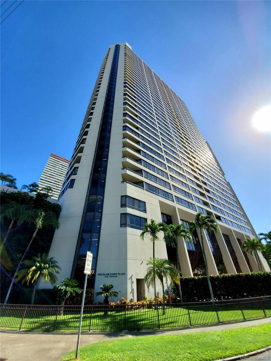 Iolani Court Plaza condo # 303, Honolulu, Hawaii - photo 15 of 15