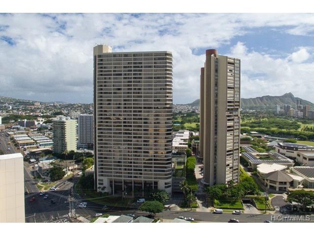 Iolani Court Plaza condo #500, Honolulu, Hawaii - photo 1 of 11
