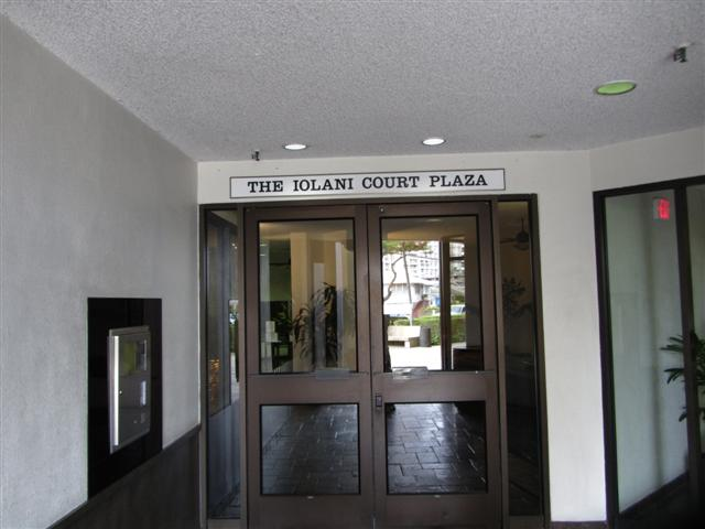 Iolani Court Plaza condo #, Honolulu, Hawaii - photo 1 of 20