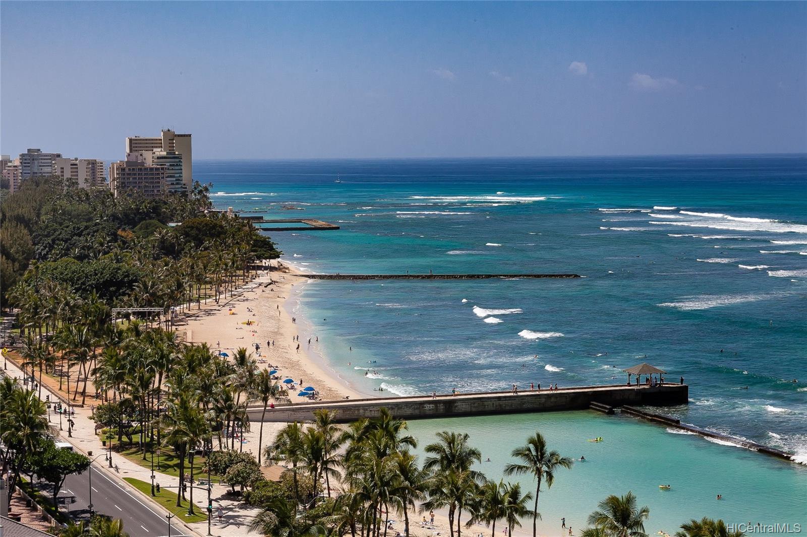 Foster Tower condo # 1705, Honolulu, Hawaii - photo 9 of 13