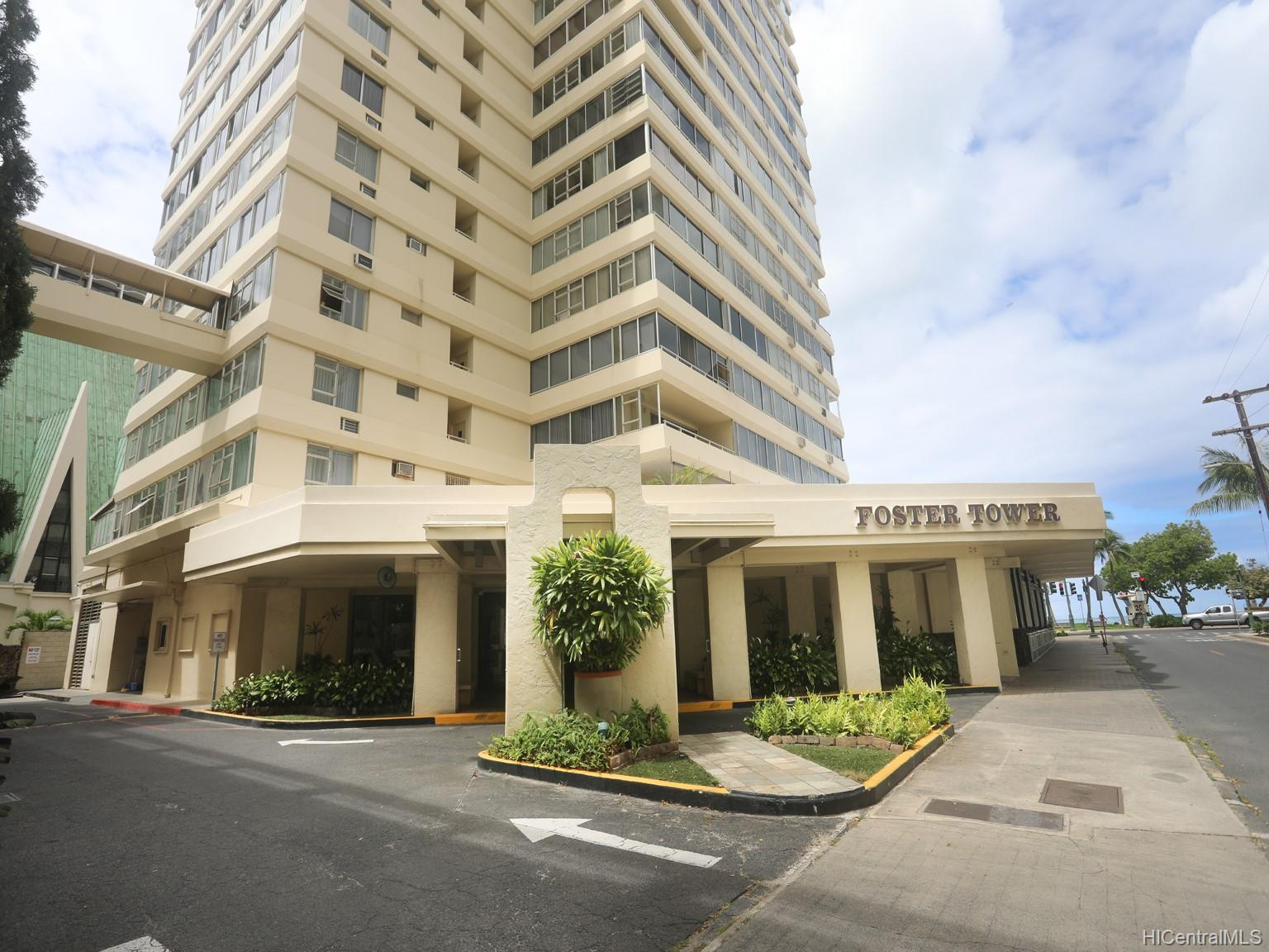 Foster Tower condo # 201, Honolulu, Hawaii - photo 1 of 19