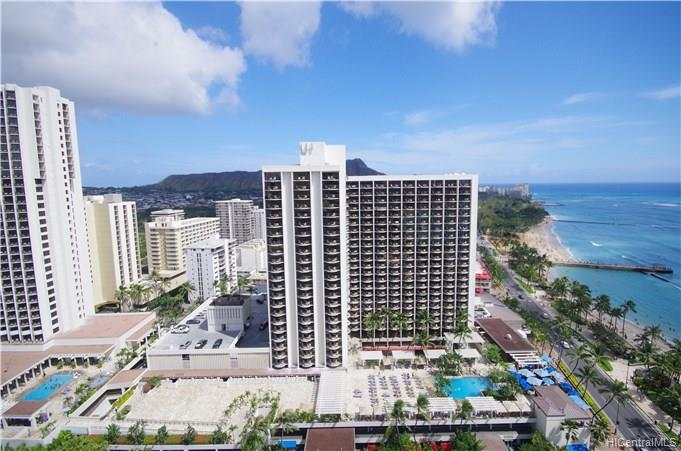Foster Tower condo #2504, Honolulu, Hawaii - photo 1 of 17