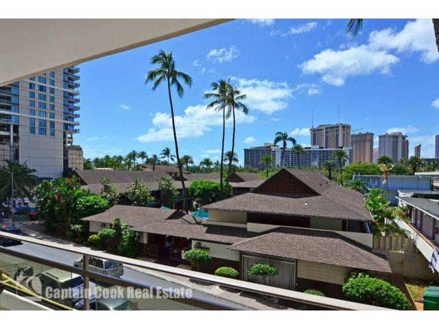 Regency on Beachwalk condo #34, Honolulu, Hawaii - photo 1 of 22