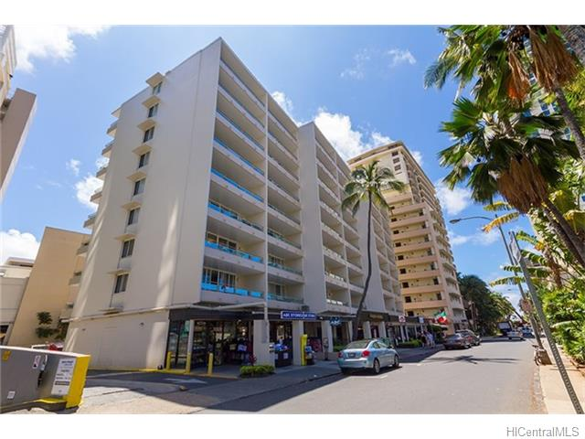 Regency On BeachWalk condo #43, Honolulu, Hawaii - photo 1 of 1
