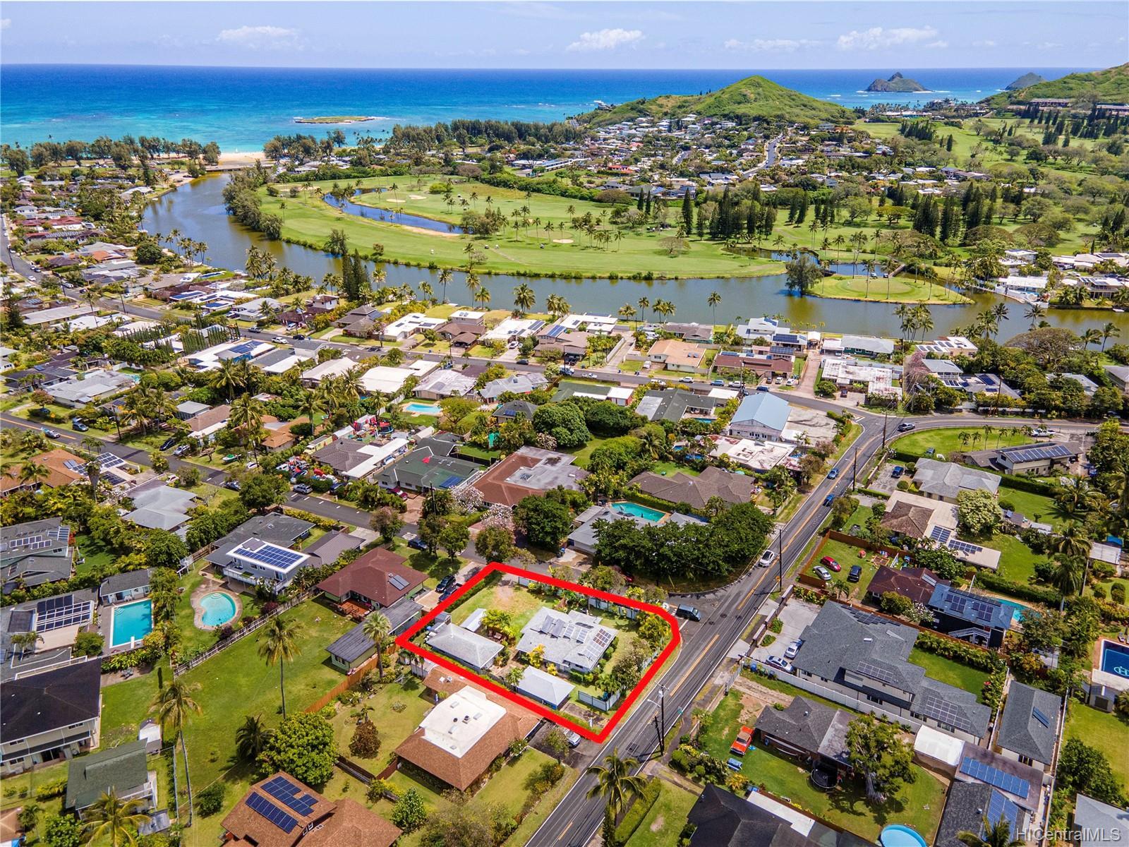 256  Aumoe Road Kailua Estates, Kailua home - photo 22 of 25
