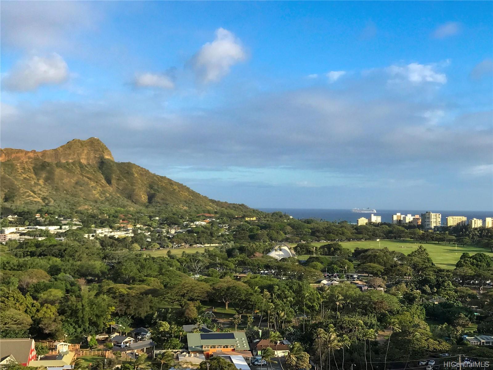 Diamond Head Vista condo # 2303, Honolulu, Hawaii - photo 2 of 11