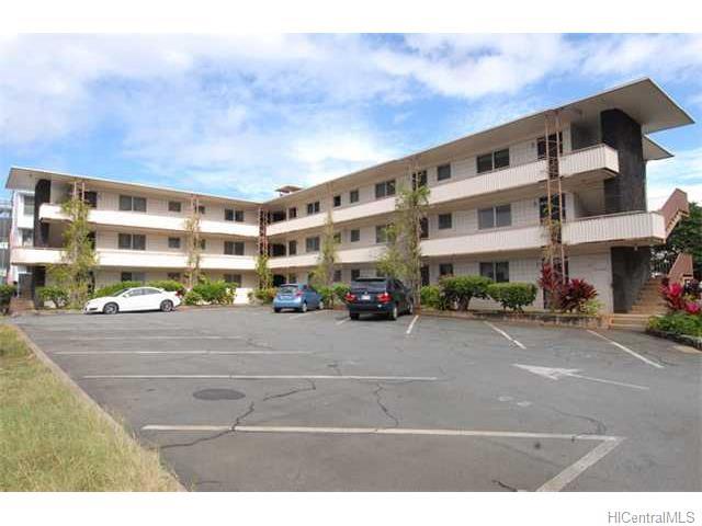 University Plaza condo # H, Honolulu, Hawaii - photo 1 of 8