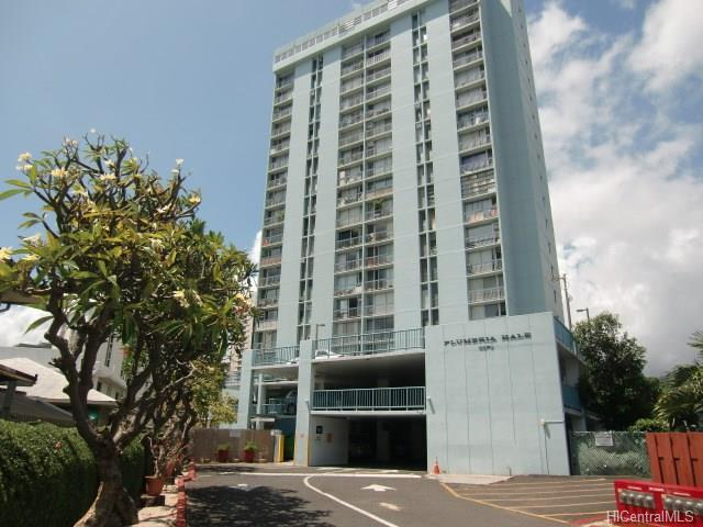 Plumeria Hale condo #1503, Honolulu, Hawaii - photo 1 of 15