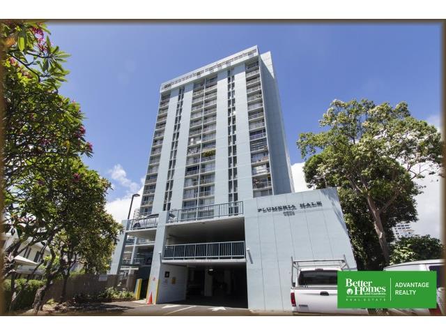 Plumeria Hale condo #603, Honolulu, Hawaii - photo 1 of 12