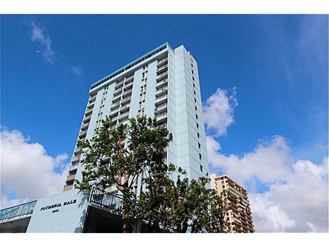 Plumeria Hale condo #, Honolulu, Hawaii - photo 1 of 13