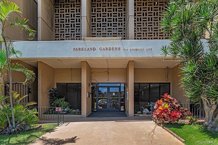 Parkland Gardens condo # 1203, Honolulu, Hawaii - photo 1 of 24