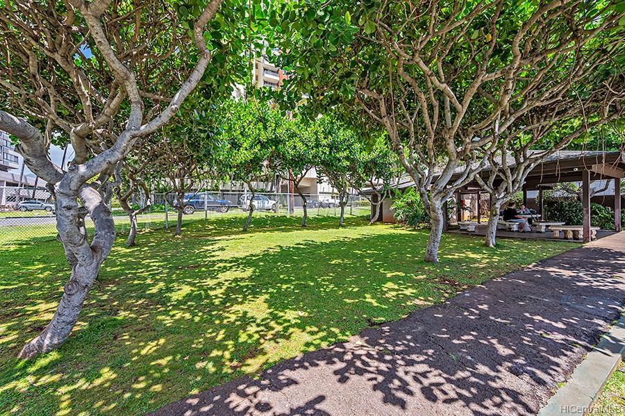Parkland Gardens condo # 1203, Honolulu, Hawaii - photo 16 of 24