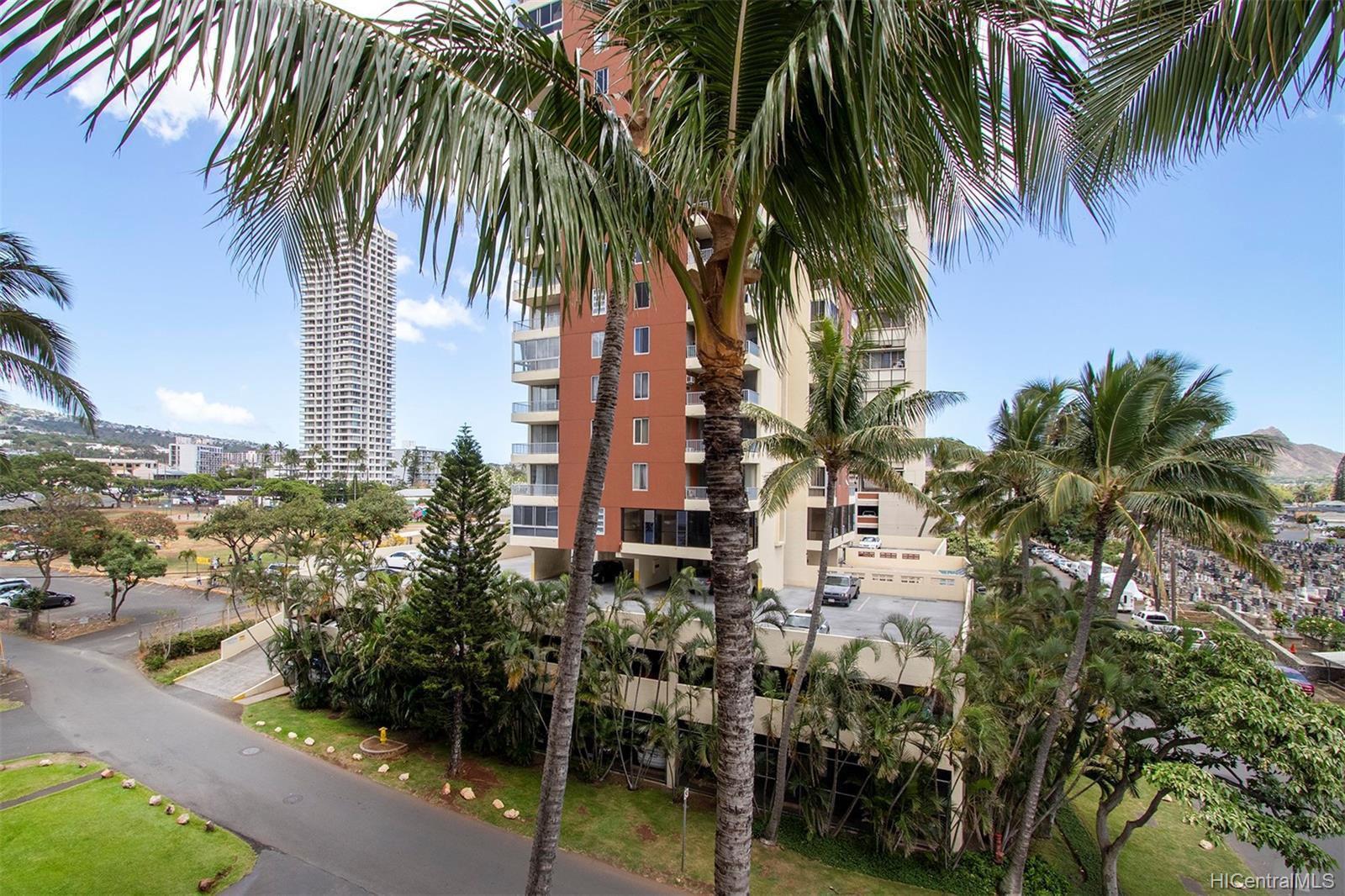 Kings Gate condo # 606, Honolulu, Hawaii - photo 15 of 23