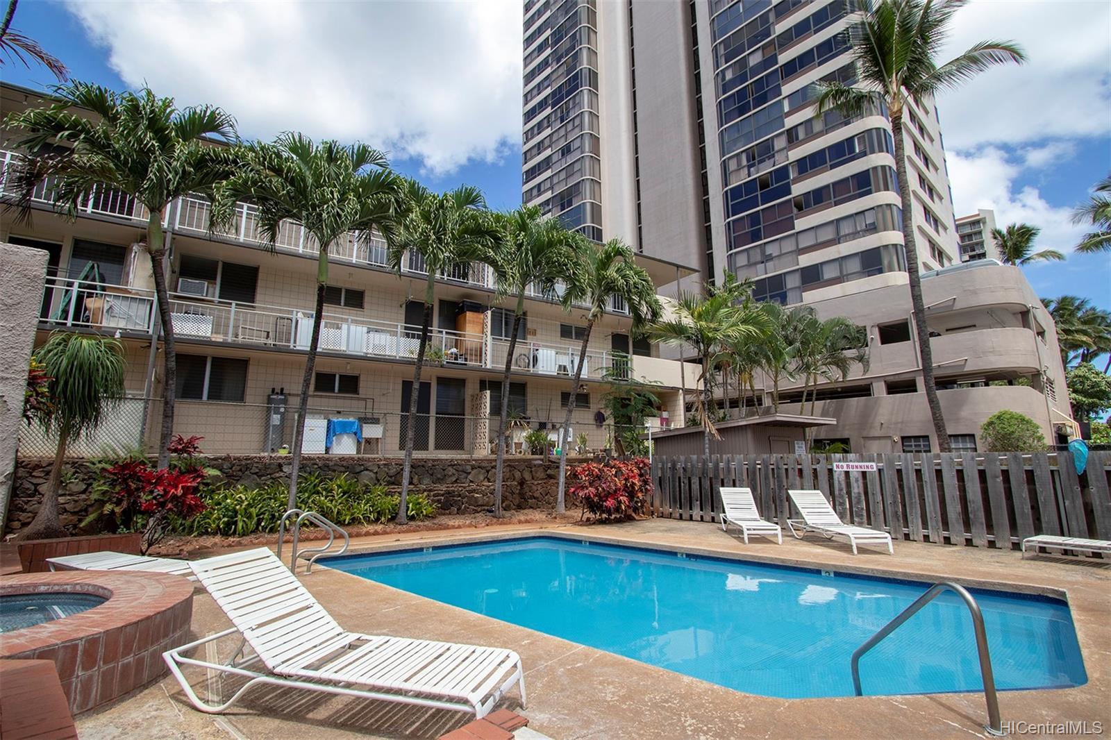 Kings Gate condo # 606, Honolulu, Hawaii - photo 19 of 23