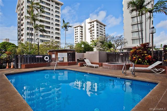 Kings Gate condo # 706, Honolulu, Hawaii - photo 11 of 12