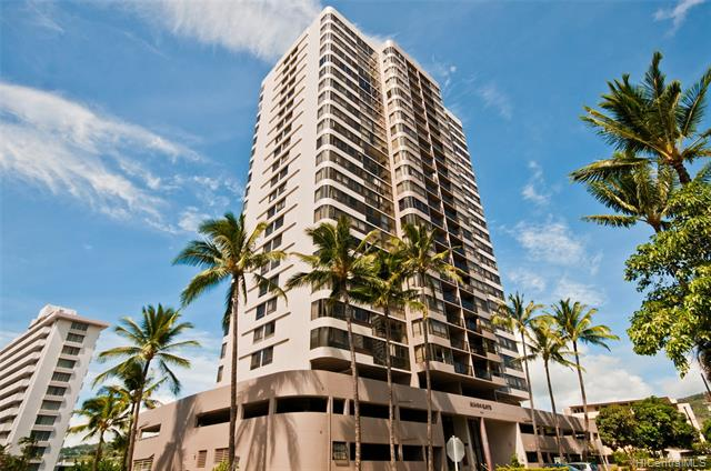 Kings Gate condo # 706, Honolulu, Hawaii - photo 12 of 12