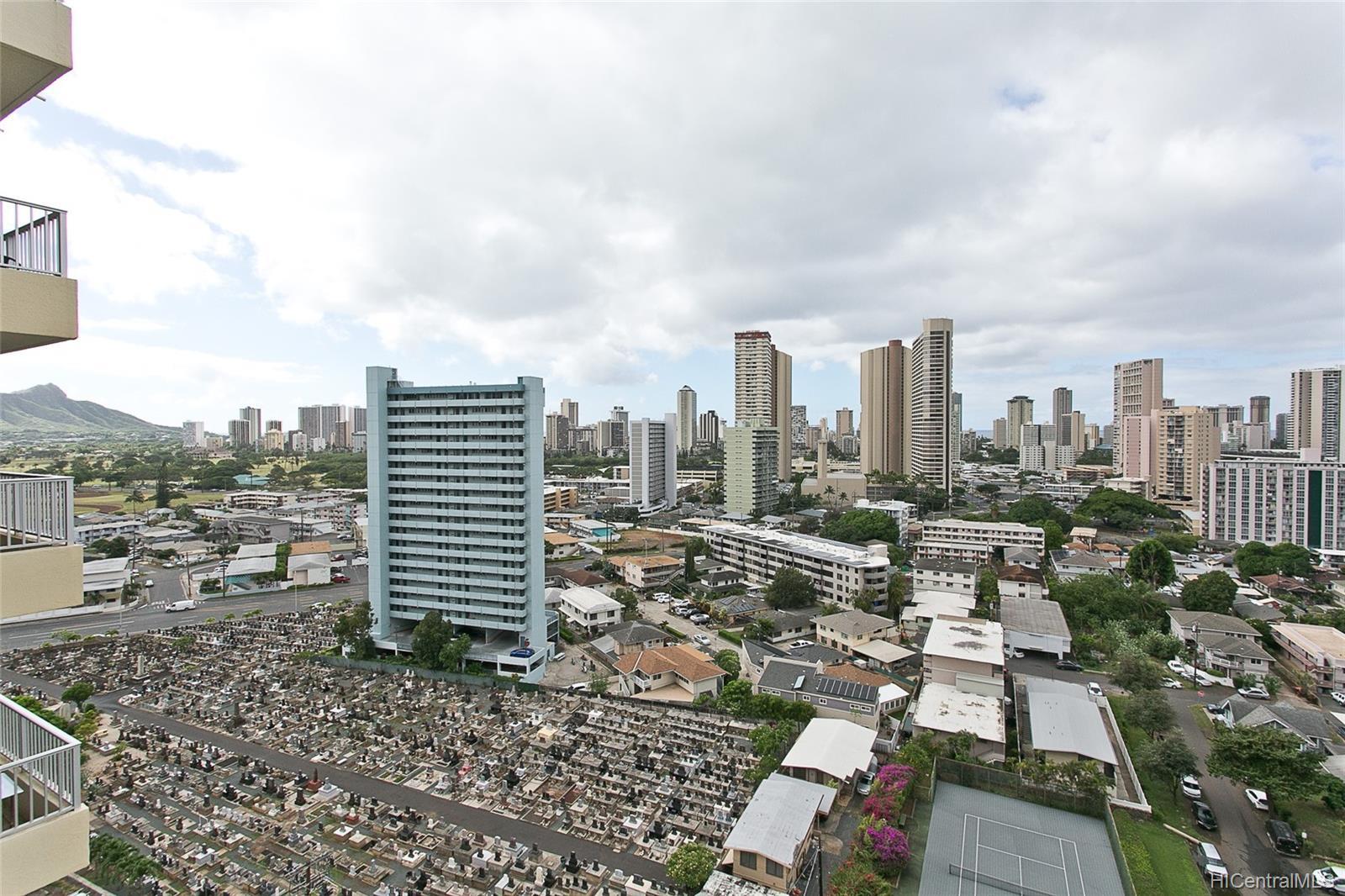 Hale Kulanui condo # 1806, Honolulu, Hawaii - photo 10 of 10