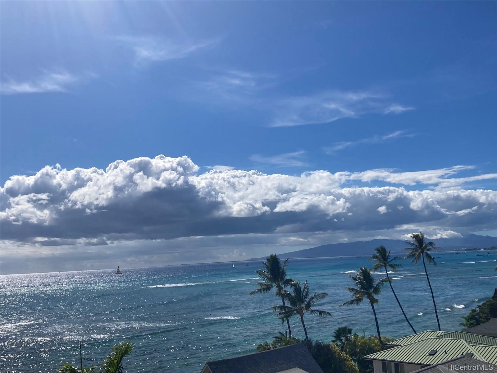 Kainalu condo # 6H, Honolulu, Hawaii - photo 1 of 11
