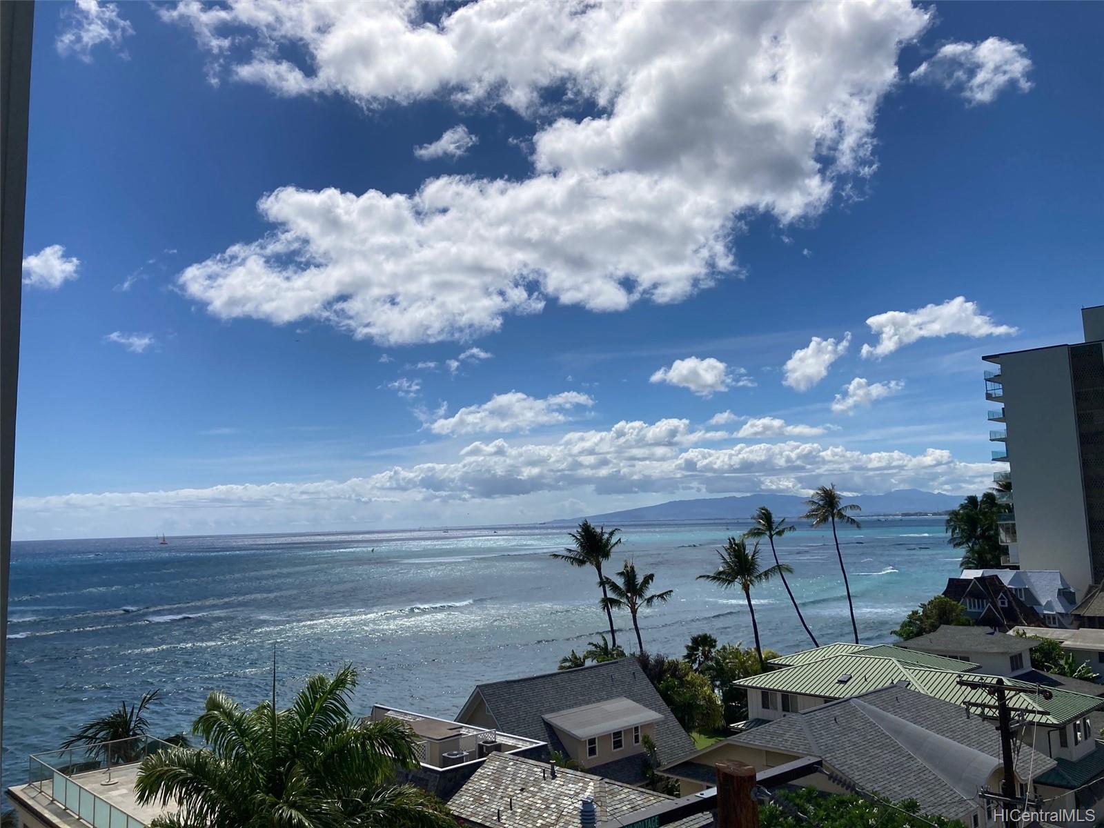 Kainalu condo # 6H, Honolulu, Hawaii - photo 11 of 11
