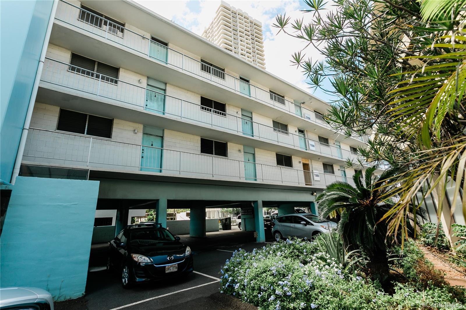 Rainbow Terrace condo # 302, Honolulu, Hawaii - photo 20 of 20