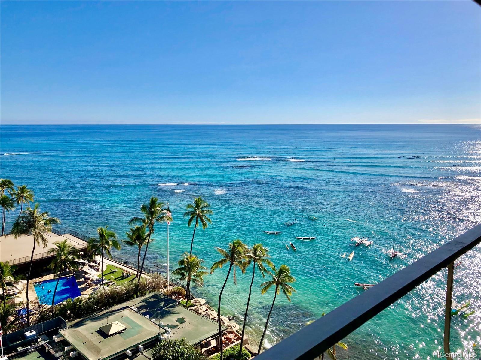 Colony Surf Ltd condo # 1205 1206, Honolulu, Hawaii - photo 7 of 17