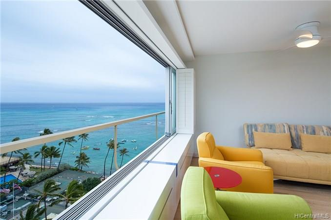 Colony Surf Ltd condo # 1208, Honolulu, Hawaii - photo 6 of 20