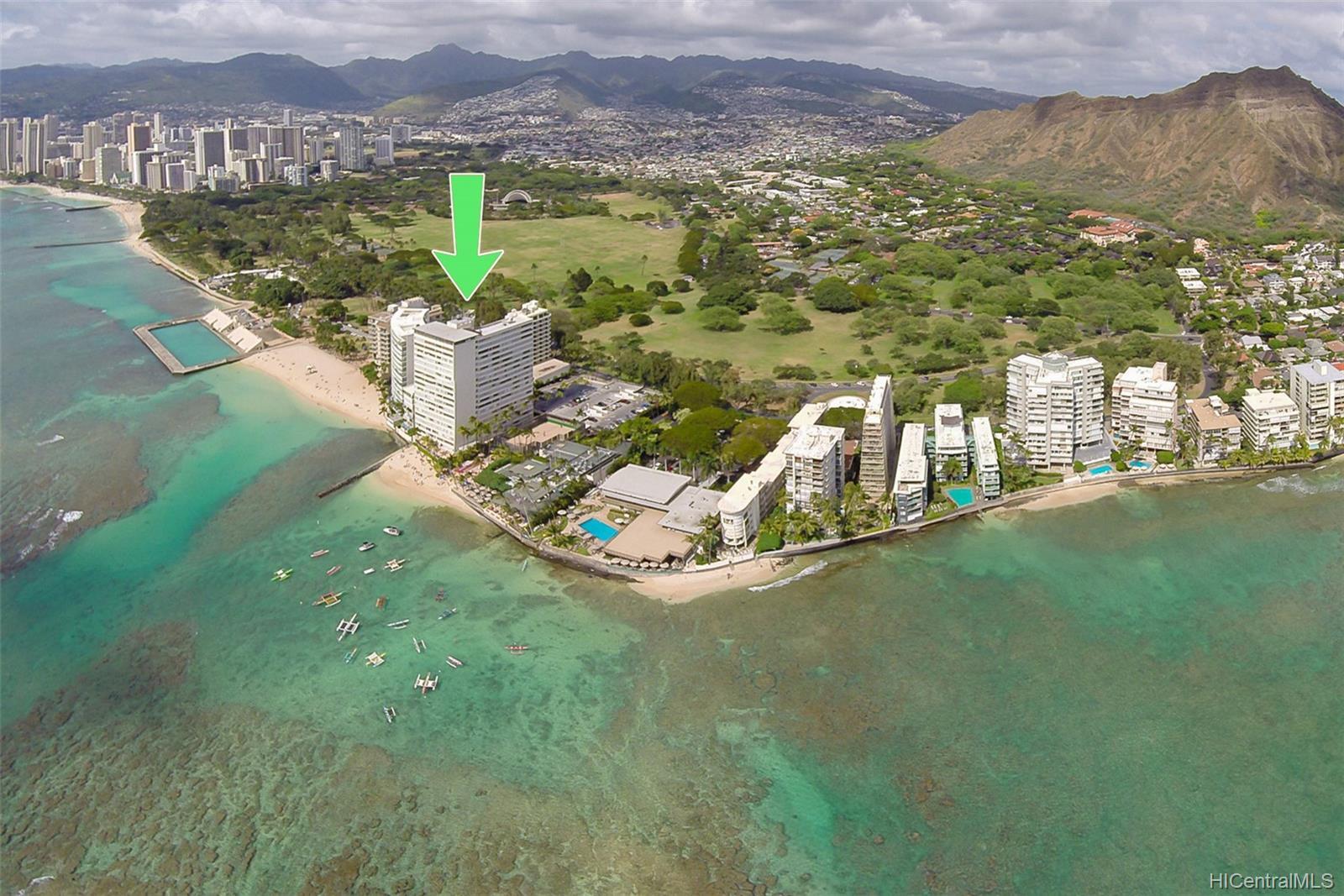 Colony Surf Ltd condo # 901, Honolulu, Hawaii - photo 19 of 25