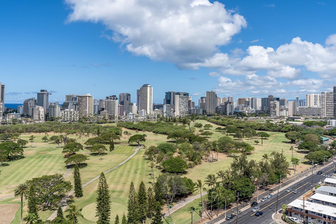Fairway House condo # 19A, Honolulu, Hawaii - photo 6 of 17