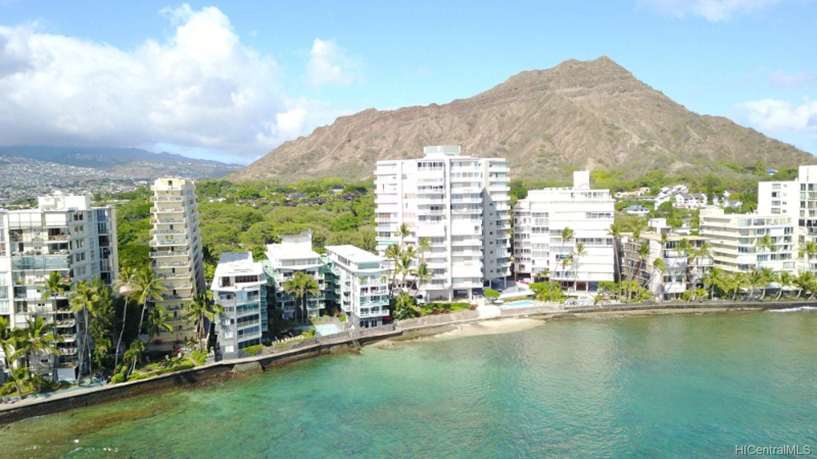 Castle Surf Apts condo # 27, Honolulu, Hawaii - photo 1 of 8
